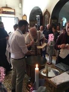 Ευχές - Αγιοι Ισίδωροι Λυκαβηττού