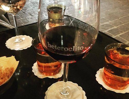 Όταν μιλάμε για κρασί, εννοούμε Heteroclito!
