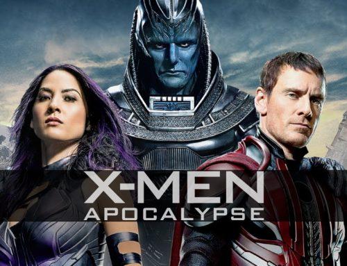X-Men Αποκάλυψη 3D Avant Premiere από τον ΓΕΡΜΑΝΟ και την LG