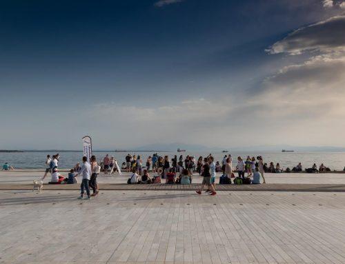 Το πρώτο Sleepover στο λιμάνι της Θεσσαλονίκης πραγματοποιήθηκε! Δείτε όσα έγιναν!