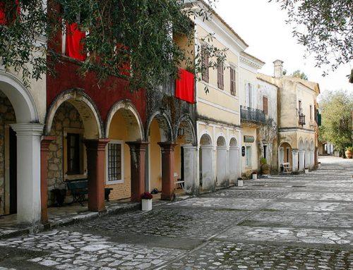 Danilia, ένα Κερκυραϊκό χωριό «για τα μάτια σας μόνο
