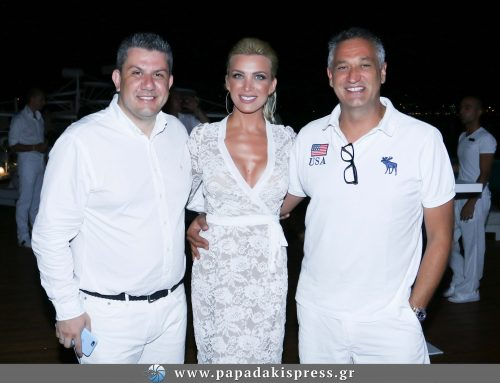 White Party at Nikki Beach Resort & Spa Porto Heli