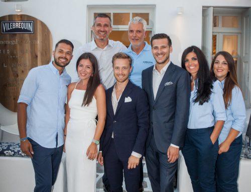 Το νέο Collective Resort στη Μύκονο γιόρτασε τα εγκαίνιά του με ιταλικό αέρα