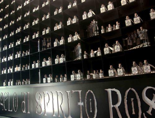 Spoil yourself στα καταστήματα Angelo Di Spirito Rosa