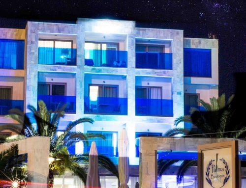 ΑΠΟΔΡΑΣΗ ΣΤΟ CORFU PALMA BOUTIQUE HOTEL