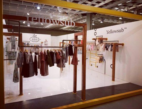 H Yellowsub συμμετείχε για 2η συνεχή σεζόν στη μεγαλύτερη έκθεση βρεφικών και παιδικών ρούχων παγκοσμίως