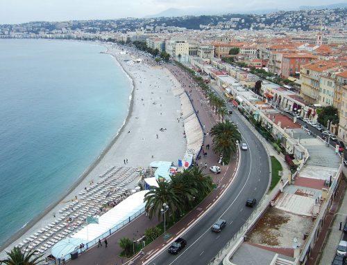 Αέρας Γαλλικής Ριβιέρα- μέρος δ΄ Νίκαια