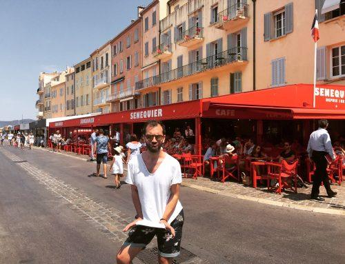 Αέρας Γαλλικής Ριβιέρας- μέρος β' Στο Saint-Tropez