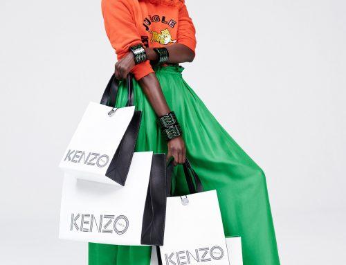 ΑΠΟΚΑΛΥΦΘΗΚΑΝ ΟΙ ΕΙΚΟΝΕΣ ΤΟΥ LOOKBOOK ΤΗΣ ΣΥΛΛΟΓΗΣ KENZO x H&M