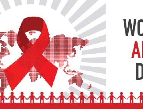 1η Δεκεμβρίου – Παγκόσμια Ημέρα κατά του AIDS