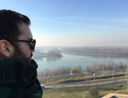 Efthimis is Around Belgrade!!! part 1