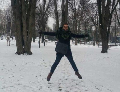 Efthimis is around Belgrade!!! part 2