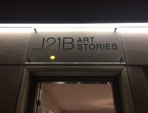 Εγκαίνια L21B Art Stories