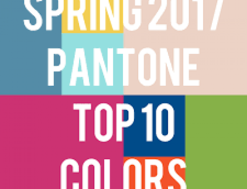 Οι 10 βασικές αποχρώσεις από την Pantone για φέτος Άνοιξη/ Καλοκαίρι 2017