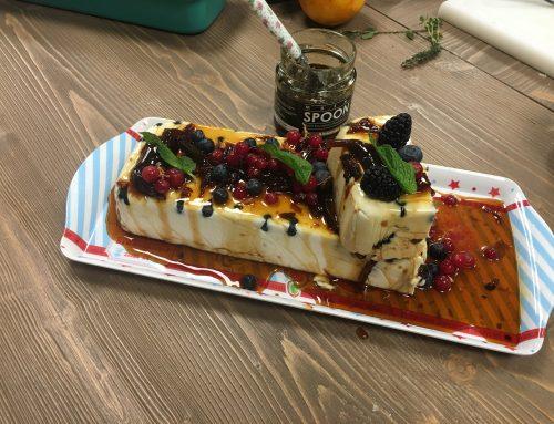 Η επική Τερίνα της Ντίνας Νικολάου που γευτήκαμε στην κουζίνα της Yoleni's !!!