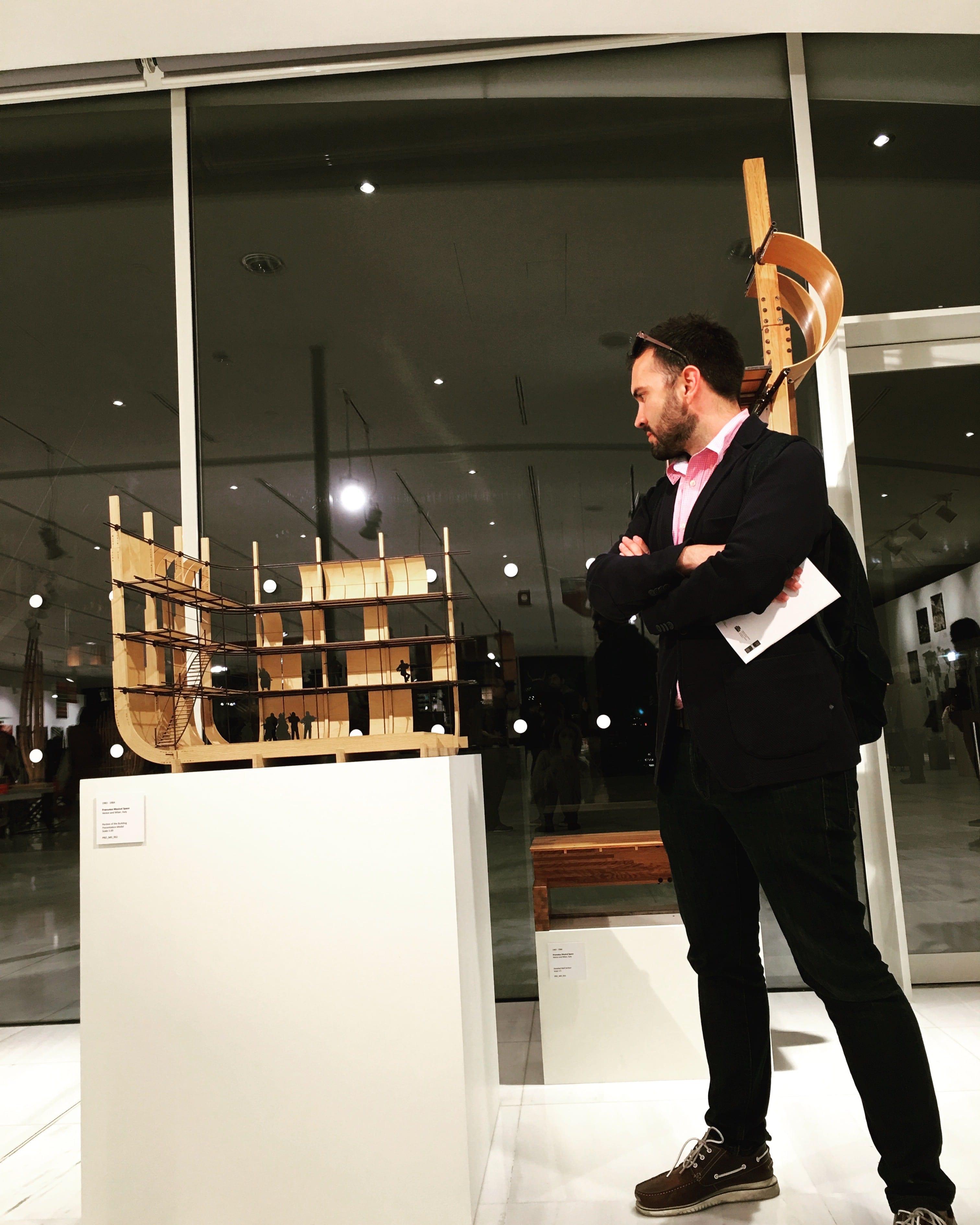 Εγκαίνια της έκθεσης Piece by Piece του Renzo Piano  ΚΠΙΣΝ a84179088ae