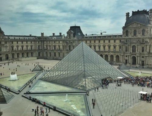 Mesdames et Messieurs le Louvre…