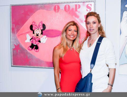 Εγκαίνια της έκθεσης POPeye στην Γκαλερί Σκουφά Μυκόνου
