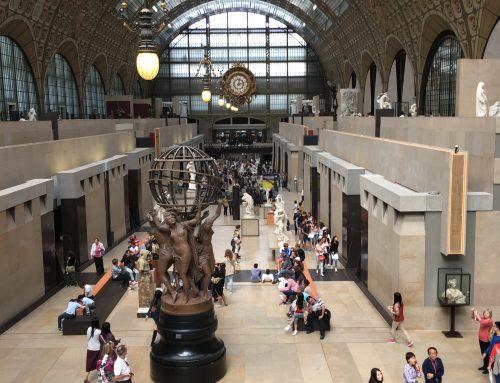 Ο σιδηροδρομικός σταθμός που έγινε μουσείο! Το μουσείο Orsay!!!