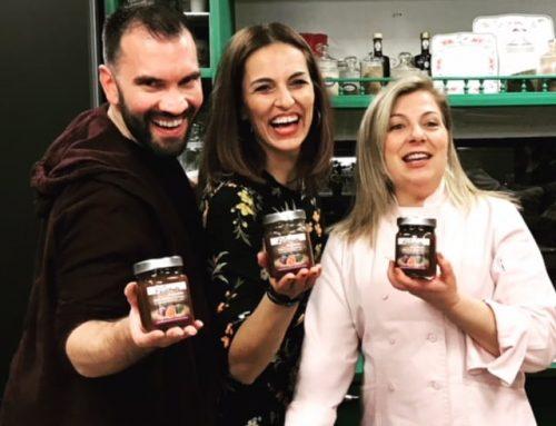 Γλυκιά έναρξη 2018 με μαρμελάδες σύκου Filema στην κουζίνα της Ντίνας!