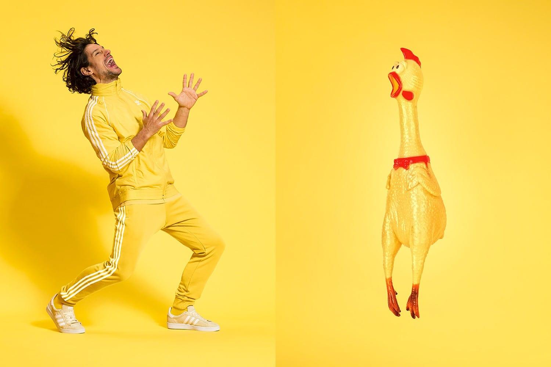 903413180c Τα adidas Originals αναβιώνουν την εμβληματική συλλογή adicolor και η Αθήνα  το γιορτάζει μέσα από ένα ανατρεπτικό activation!