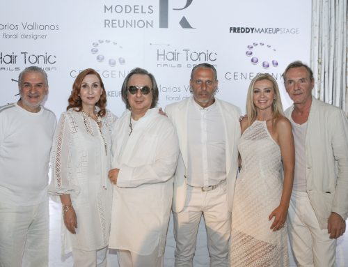 7TH MODELS REUNION WHITE PARTY