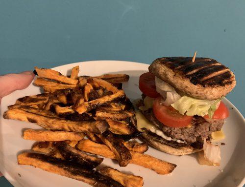Epic burgerάρα δίχως τύψεις!