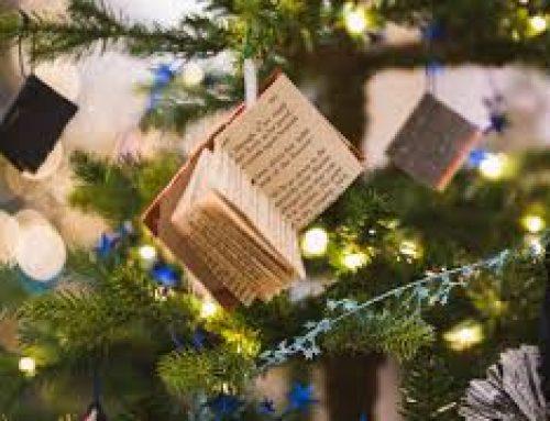 5 βιβλία για να διαβάσεις στις γιορτές!